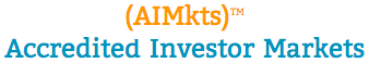 Accredited Investor Markets AIMkts