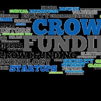 crowdfunding tag cloud