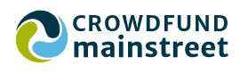 CrowdFund Main Street Logo