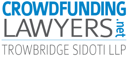 Crowdfunding Lawyers, Trowbridge Sidoti LLP
