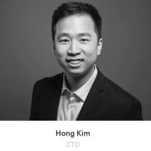 Hunter Horsley CEO, Hong Kim CTO, Teddy Fusaro COO